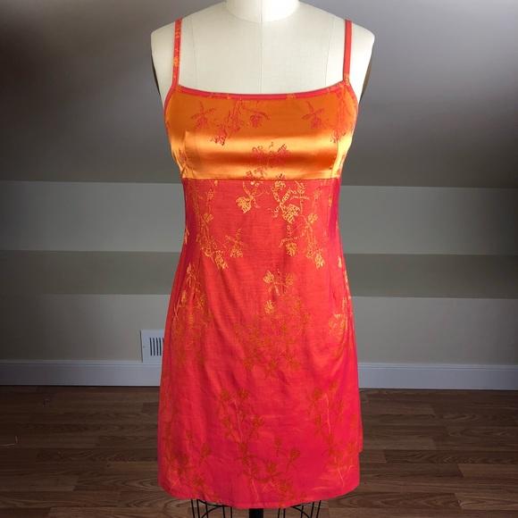 b96a8314e9 Vintage Dresses   Helena Sorel Sunset Fitted Dress   Poshmark